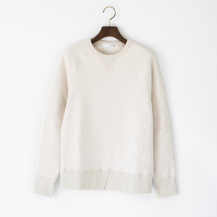 UNISEX SWEAT SHIRTS OATMEAL