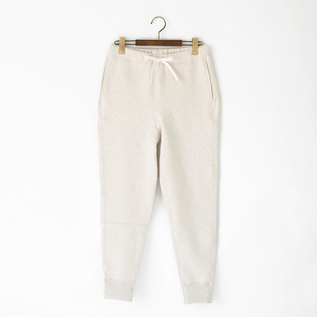 UNISEX SWEAT PANTS OATMEAL