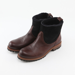 M SHORT BOOTS  MSM1940 BLACK