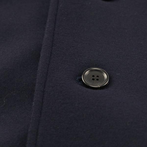 艶やかで高級感のあるボタン(NAVY)