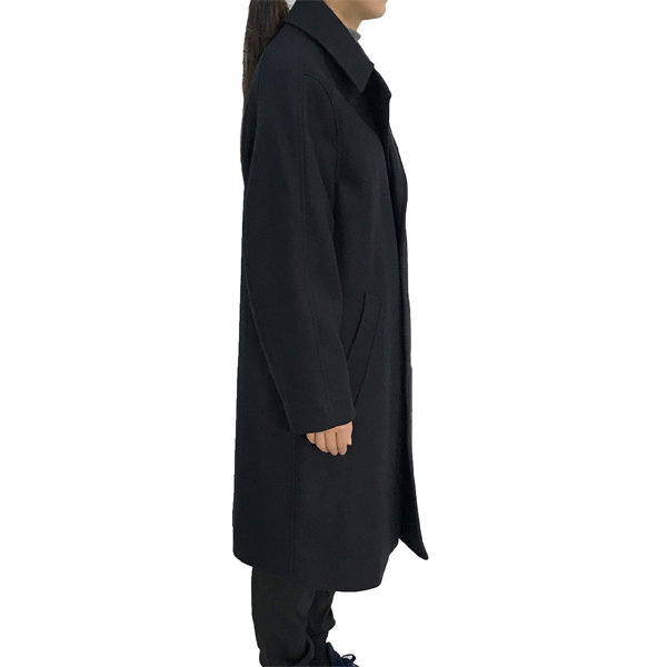 BLACK(着用サイズ:2、モデル身長:163cm)