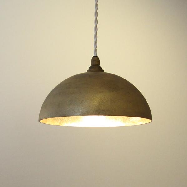真鍮が放つ味わい深い輝き