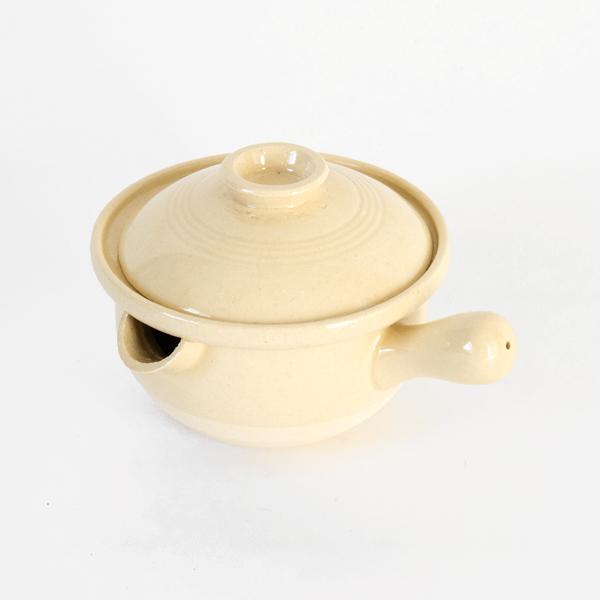 伊賀焼 雪平鍋(小)