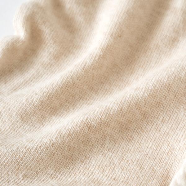 自然の茶綿そのままの優しい色