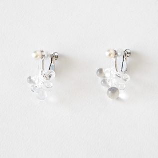 BESPOKE EARRINGS PEARL NORTH TREE