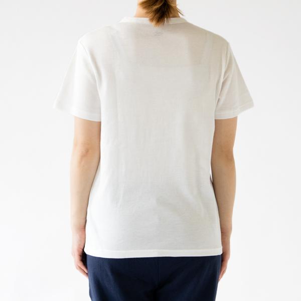 WHITE(着用サイズ:M、モデル身長:162cm)