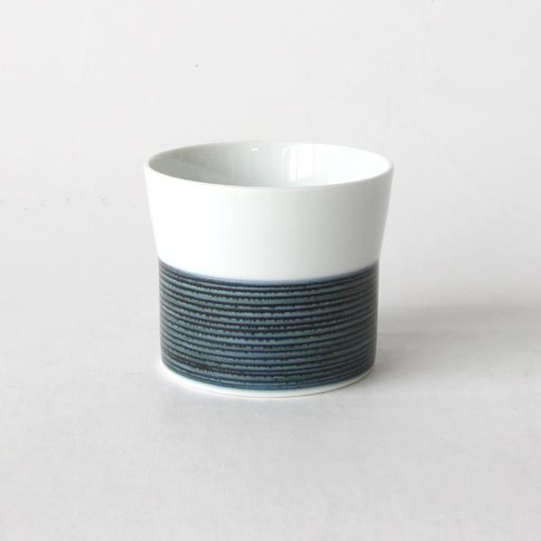 麻の糸 フリーカップ(インディゴ)