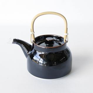 Basic earthenware teapot Tenmoku