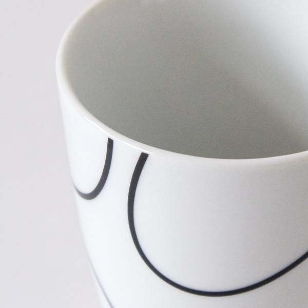 二層構造のカップ