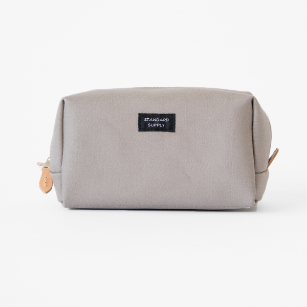 PLENTY POUCH M(GREY)