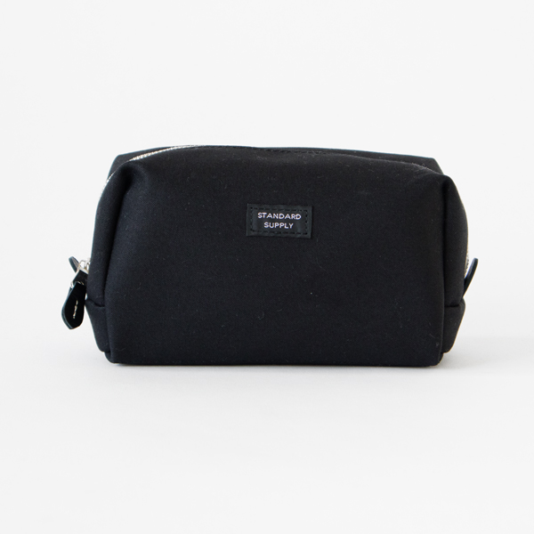 PLENTY POUCH M(BLACK)