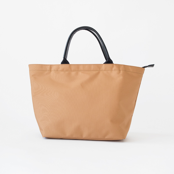 HAND TOTE S(CAMEL)