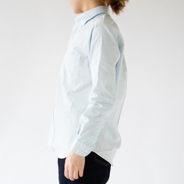 Blue 着用イメージ(モデル身長:162cm)