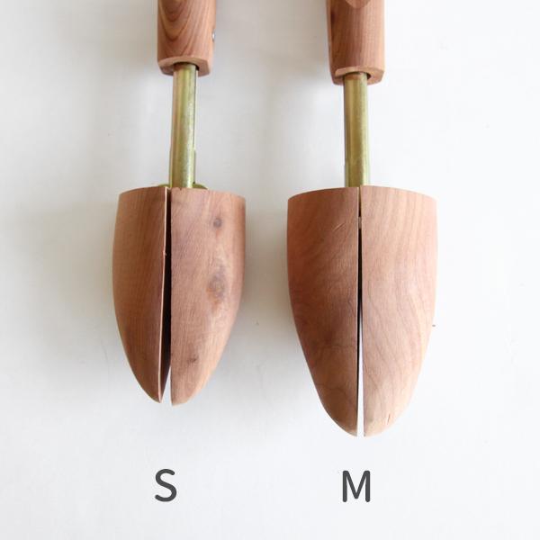 Sサイズ(左)・Mサイズ(右)