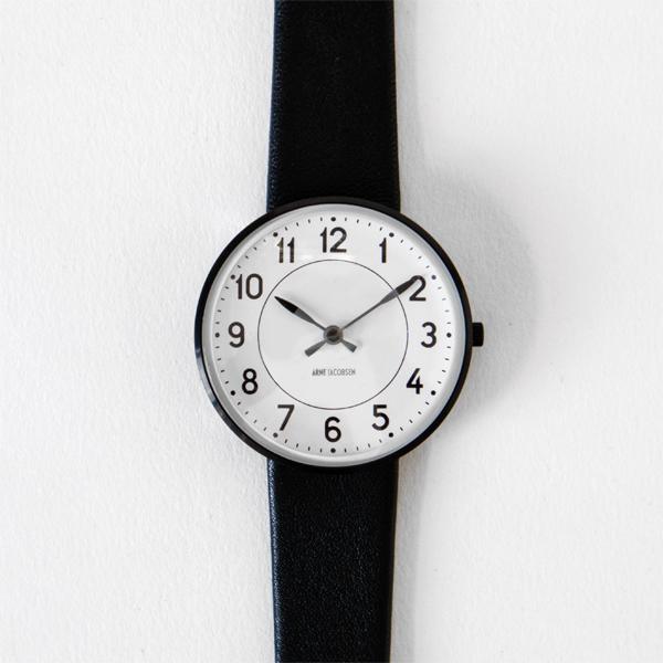 ARNE JACOBSEN Watch STATION(34mm)