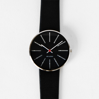ARNE JACOBSEN WATCH BANKERS