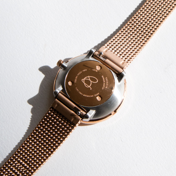 ARNE JACOBSEN Watch ROMAN(ROSE GOLD)