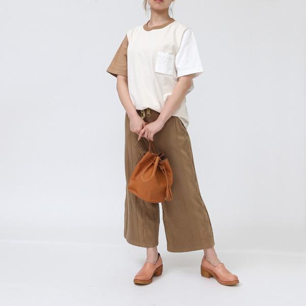 MULTI SARASHI(モデル身長:163cm、着用サイズ:M)