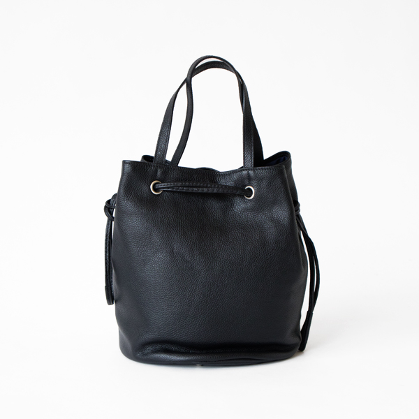 Leamington Bucket Tote(GRAIN BLACK)