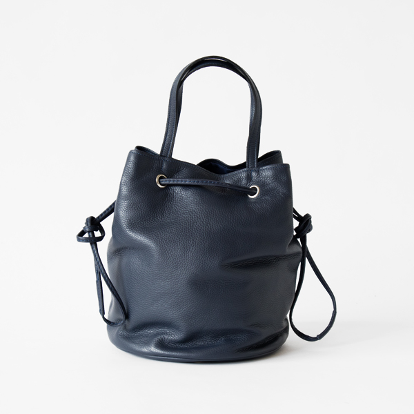 Leamington Bucket Tote(GRAIN NAVY)