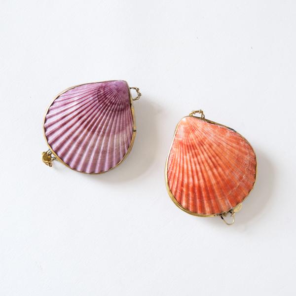 同じ香りのものでも、貝殻のサイズや色味は1点1点異なります