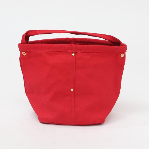 帆布トートバッグ DUZI S(RED)