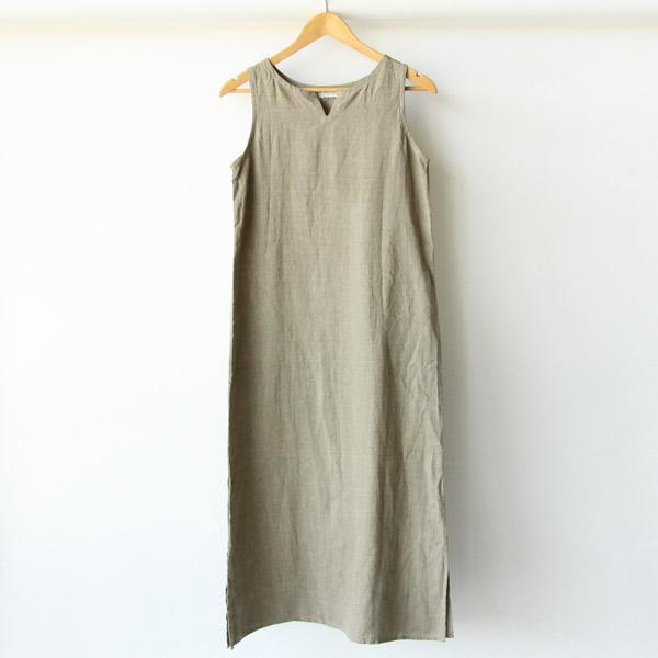 リアノースリーブナイトシャツ