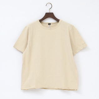 LINEN COTTON CUTOFF TSHIRTS