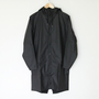 Long Jacket Black(レインコート)