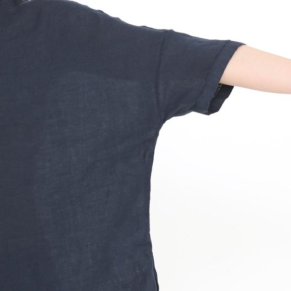 袖部分(BLUE NAVY)