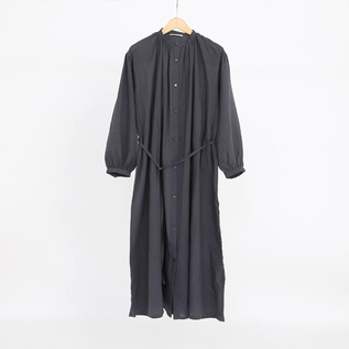 COTTON LAWN SHIRT DRESS