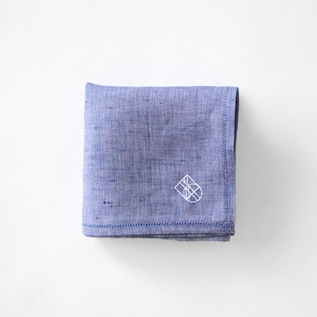 LINEN EMBROIDERY HANDKERCHIEF
