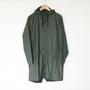 Long Jacket Green(レインコート)