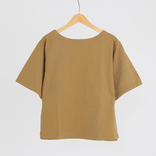 American Jersey Loose Boatneck