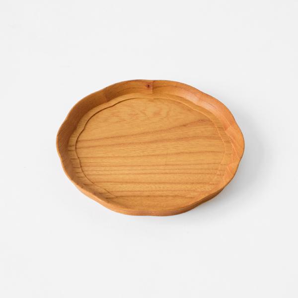 輪花皿(小)