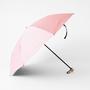 晴雨兼用折りたたみ傘 シャンブレーコーティング