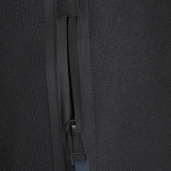 雨が入りにくくなっているポケット