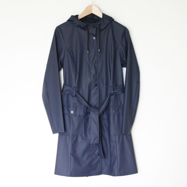 Curve Jacket Blue