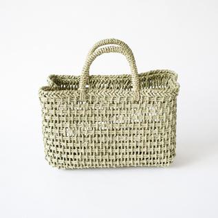 Okayama Prefecture Igusa handbag