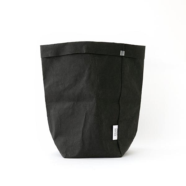 ペーパーバッグ Lサイズ(BLACK)