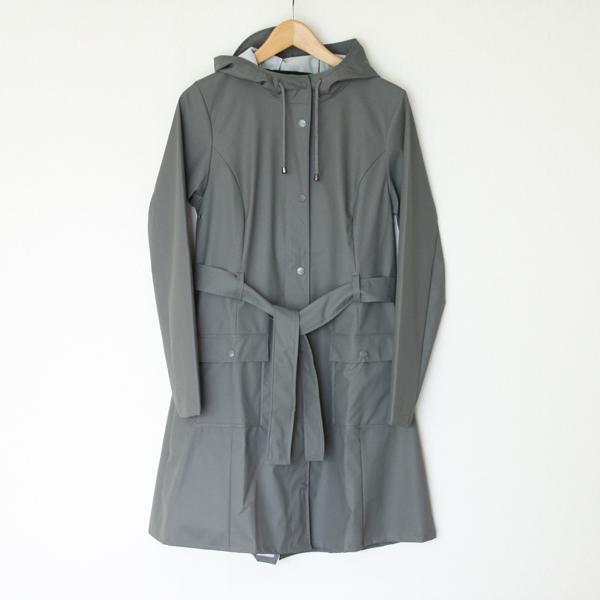 Curve Jacket Grey
