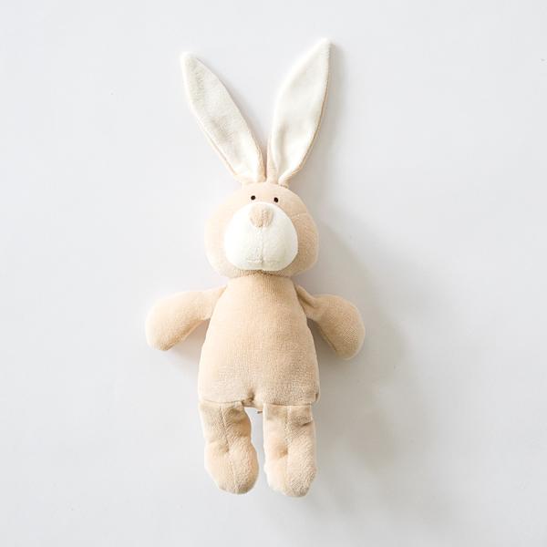 オーガニックぬいぐるみ リトル フレンド(ウサギ)