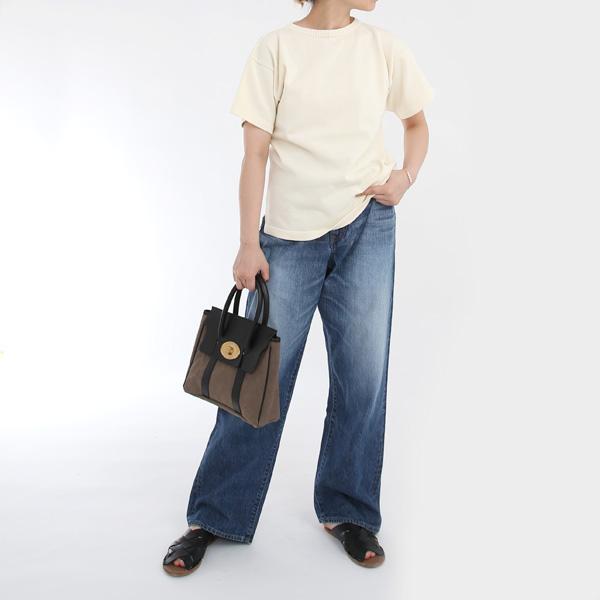 Khaki/Black(モデル身長:163cm)