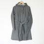 Curve Jacket Grey(レインコート)