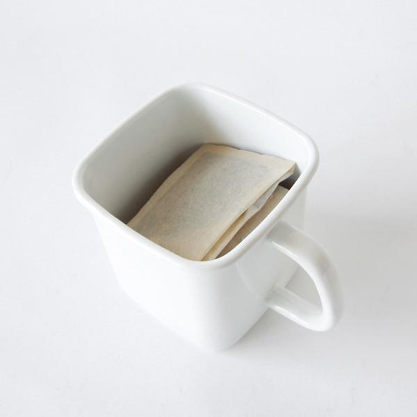 持ち手つきストッカー角型とお茶パック