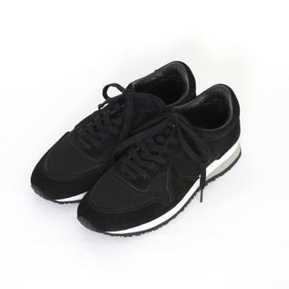 スニーカー TRAINER 016 BLACK