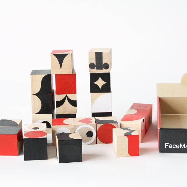 正方形ブロック