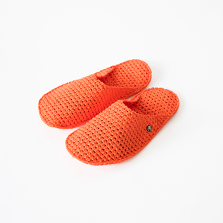 Slipper Le dd DREAM Carrot orange