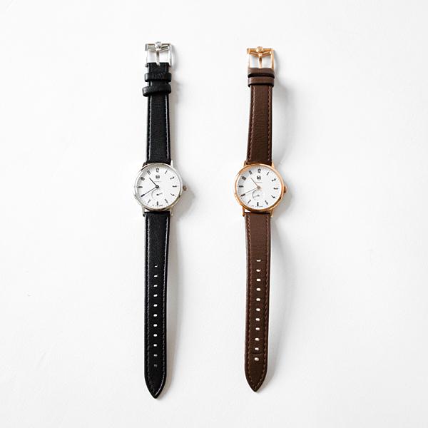左:32mm WHITE-BLACK・右:32mm WHITE-BROWN