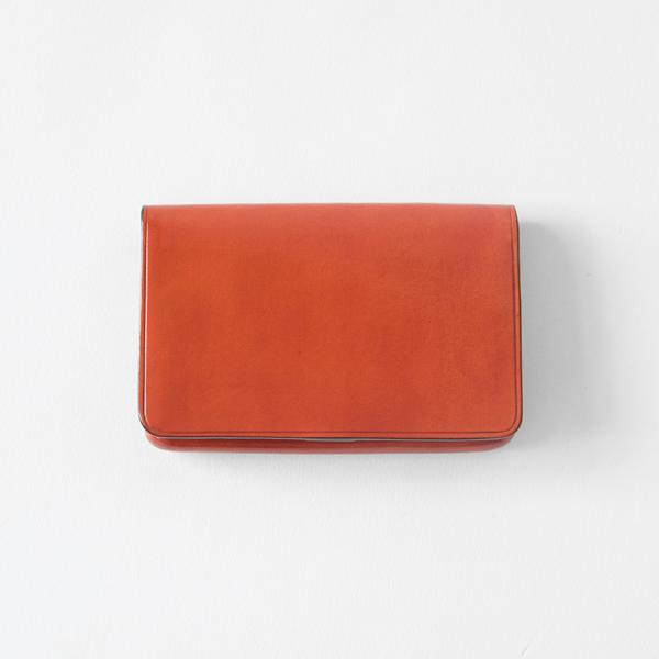 カードケース(オレンジ)